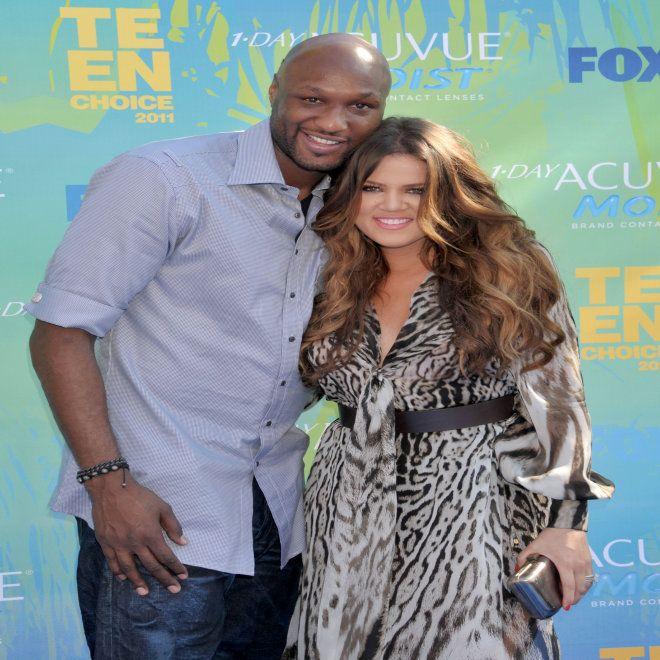 Khloe Kardashian and Lamar Odom Call Off Their Divorce   Cambio