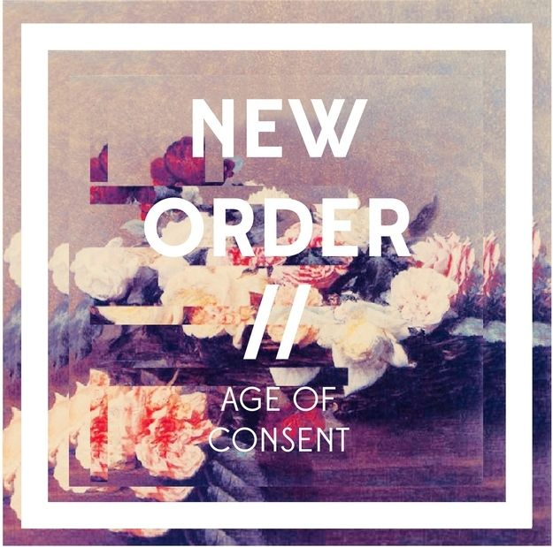 """New Order """"Age of Consent"""" 