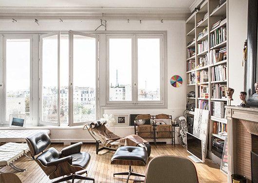 Loft à Paris