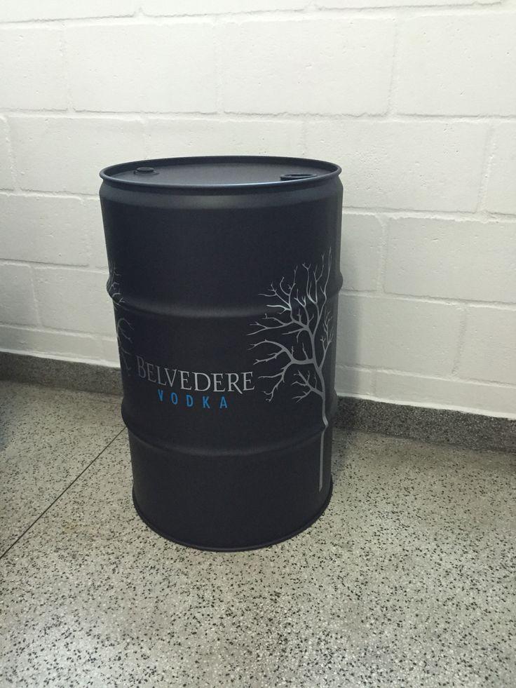 Belvedere #belvedere  #drum #oildrum #industrialdesign #barril #rebecaguerra #lata #decoração