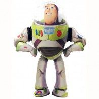 Airwalker Buzz Light Year $69.95 (filled with Helium in Store) U23478