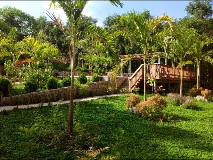 """""""La Vereda Hotel de Montaña""""  Está ubicado en el kilómetro 73.8 carretera a Occidente, Sula, Santa Barbara. Honduras, Centroamérica.  La Vereda Hotel de Montaña es un emocionante paraíso ecológico único en armonía con la naturaleza en espera de ser explorado. Creado para descansar y disfrutar con su familia y amigos en medio del bello paisaje natural.   ContactoTel: (504) 9956-7396, (504) 8758-6952 lavereda.hoteldemontana@gmail.com…"""
