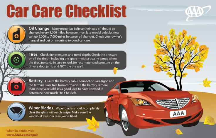 Sharing some fun facts on basic car care this #WisdomWednesday!  #cartips #tips #infographic