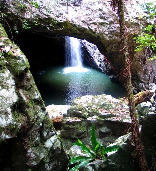 Natural Arch, Queensland Australia