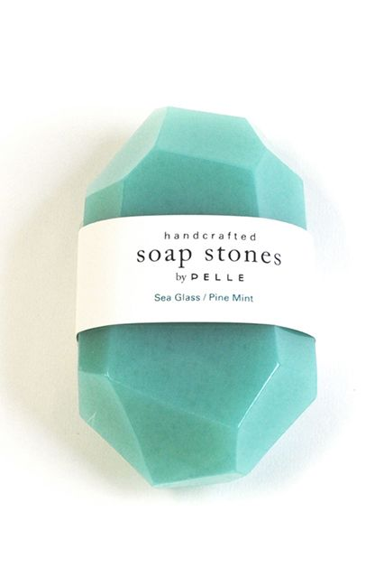 30 Apartment Buys To Spend That Bonus On #refinery29  http://www.refinery29.com/adult-apartment-decorations#slide-9  This limited-edition mint soap stone by Pelle is the definition of classy.