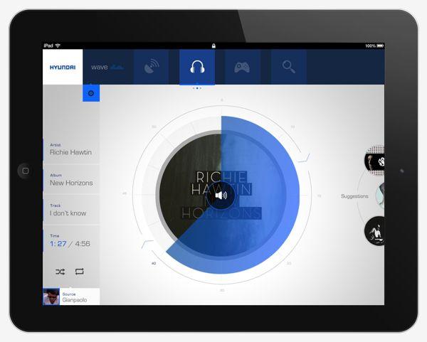 #iPad #app #Behance