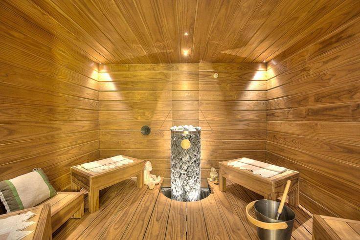 Sisustus  - Sauna - Moderni