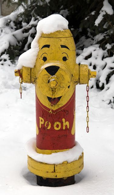 26 Cool Fire Hydrants ~ Now That's Nifty