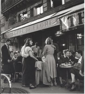 Robert Doisneau - French style.