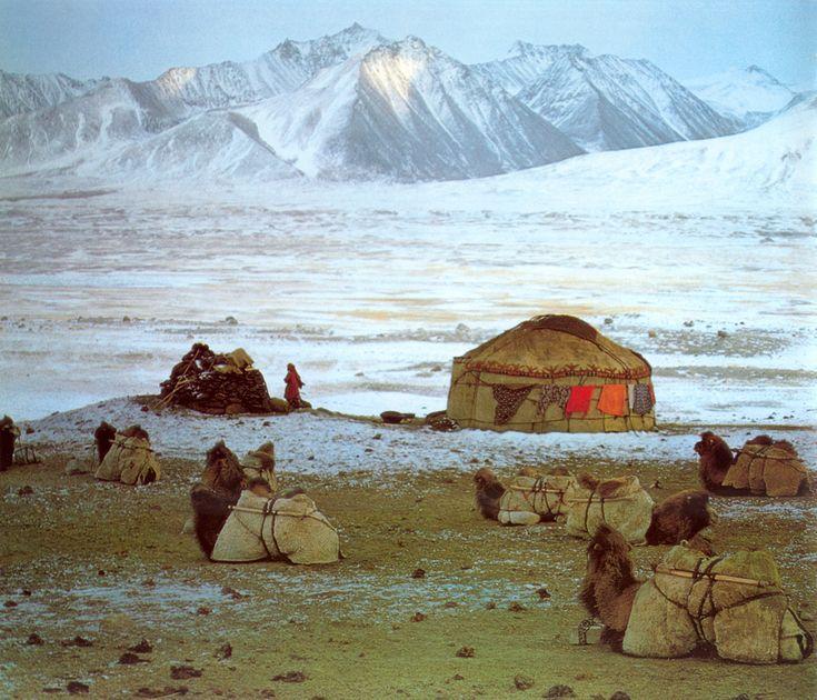 Pamir Mountains Tajikistan