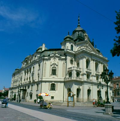 State Theater,   Kosice, Slovakia