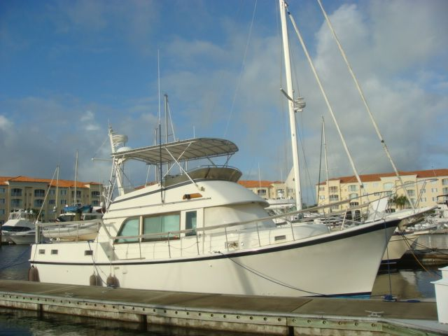 Hatteras 42 LRC Trawler for sale