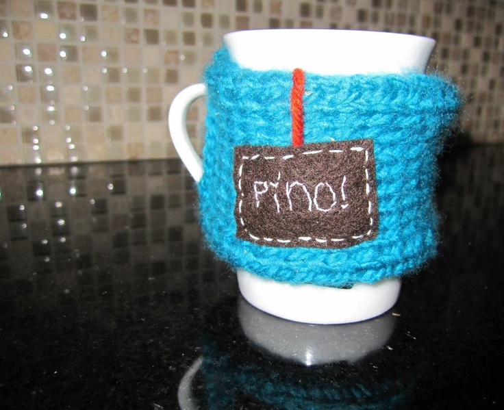 "Onana Snug Mug Cozy || ""Pino!"""