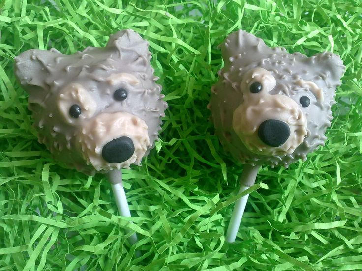 Charley Bear Pops: £2.75 each
