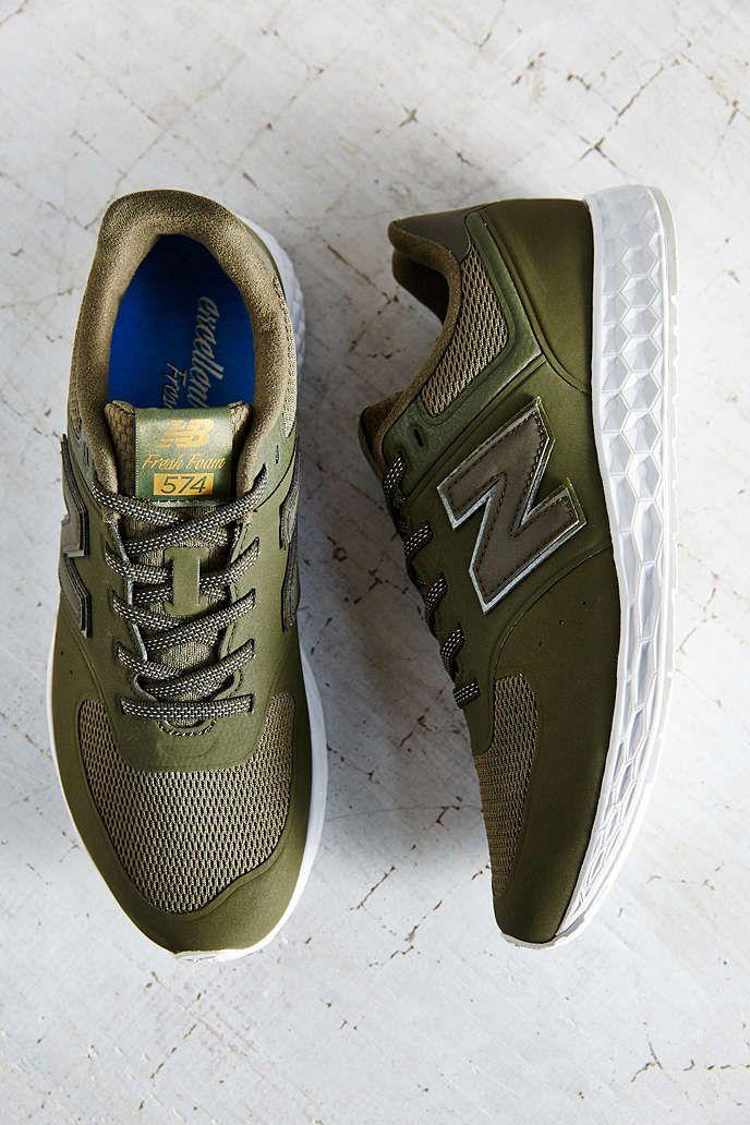 New Balance 574 Fresh Foam Running Sneaker - Urban Outfitters