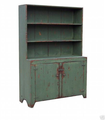 396 best images about Old Cupboards on Pinterest
