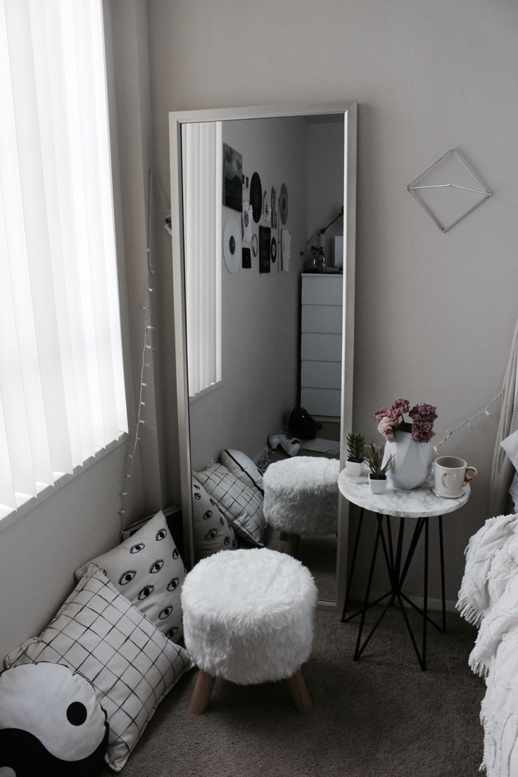 Black and white bedroom tumblr - Camillelenore Welcome To My Bedroom