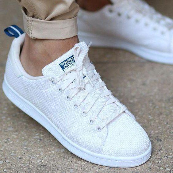 adidas stan smith ck blanche