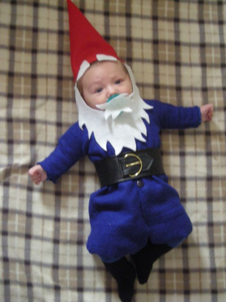 39 baby halloween costumes even more delicious than candy gnomes baby halloween costumes and. Black Bedroom Furniture Sets. Home Design Ideas