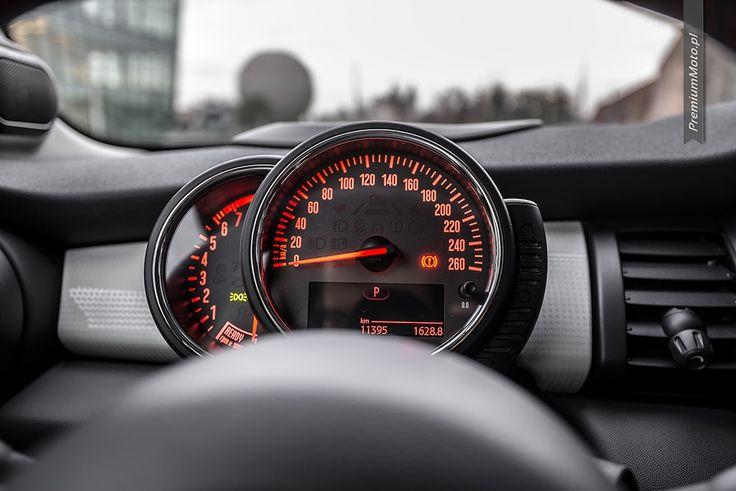 MINI Cooper S F56 instruments dials. #mini #dials #cooper