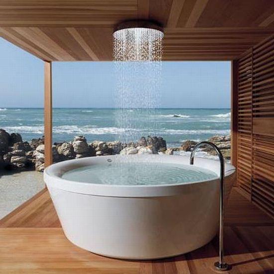 151 Best Beach Bath Images On Pinterest: 104 Best Images About DIY Outdoor Shower On Pinterest