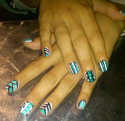 nails from the block