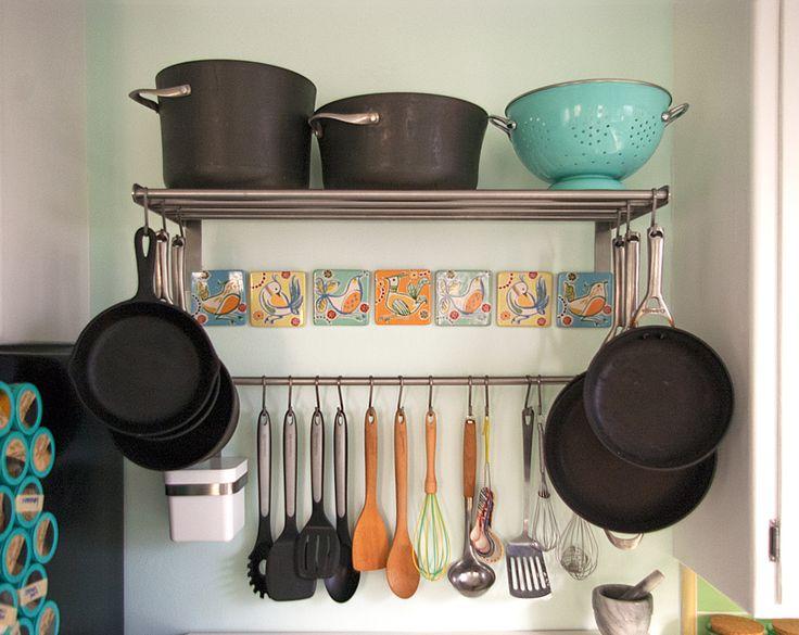 33 best _kitchen shelves images on Pinterest Kitchen ideas - kleine küchenzeile ikea