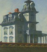 Edward Hopper. House by the Railroad. 1925