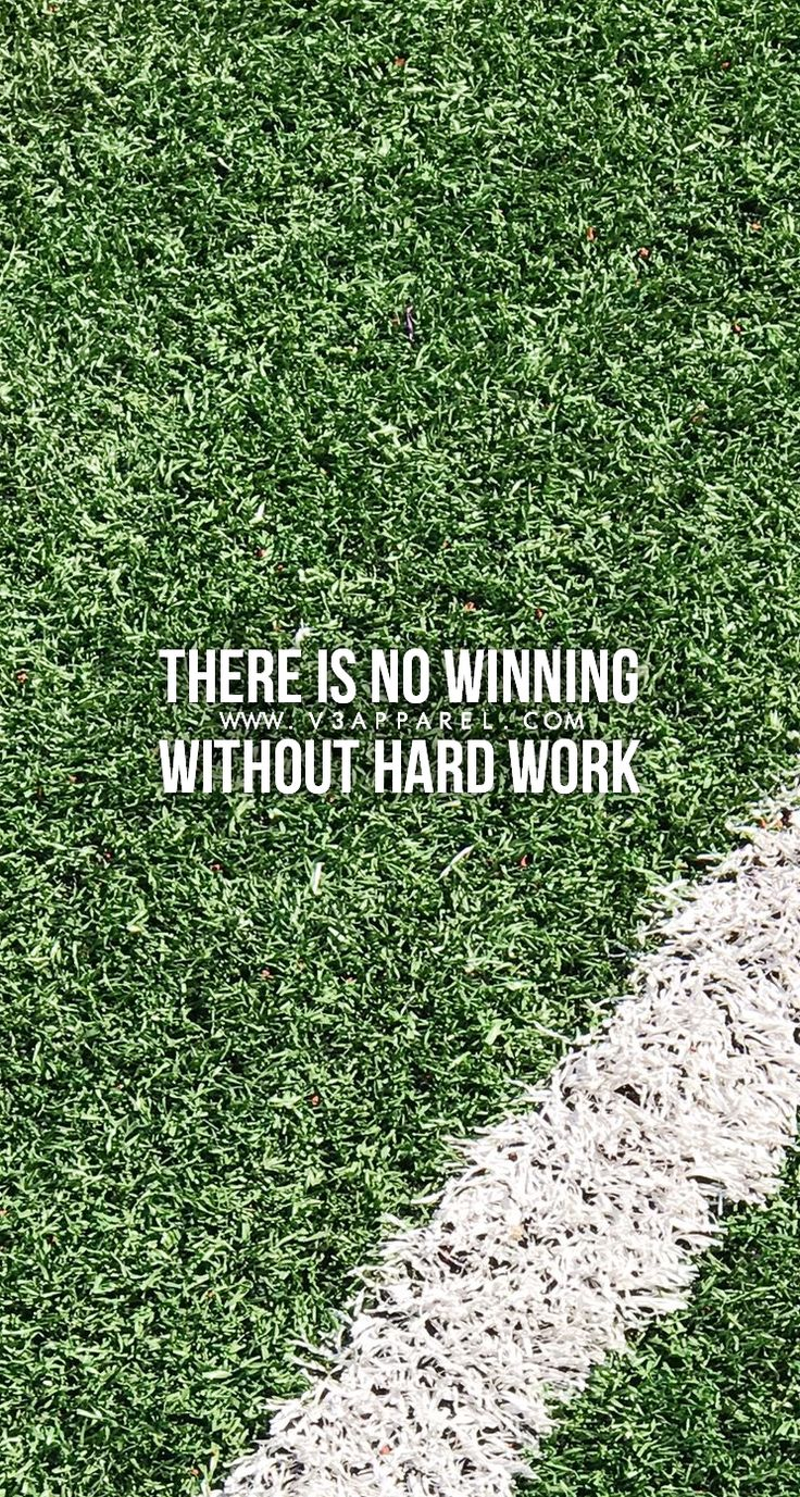 There is no winning without hard work! #Quotes #Motivational #Inspire #Motivate …