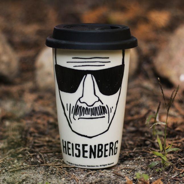 Kubek podróżny Heisenberg