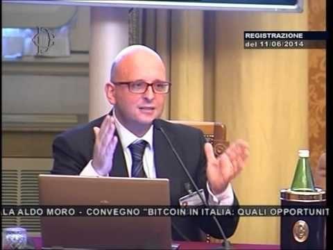 [4/8] Bitcoin a Montecitorio. Ferdinando M. Ametrano. 11 Giugno 2014