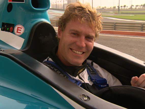 Dr Chris         brown at Yas Island racing gallery   The Living Room Australia