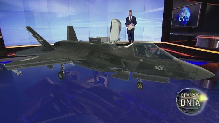 Amerykanie prezentują supernowoczesne myśliwce. Zobacz, co potrafią