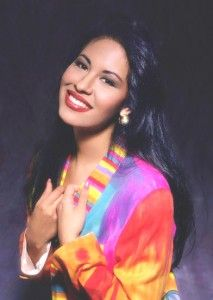 Selena; cannot know Mexican or any latino culture without this woman