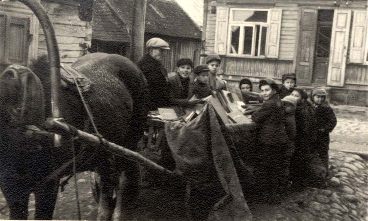 The hidden history of the kovno ghetto