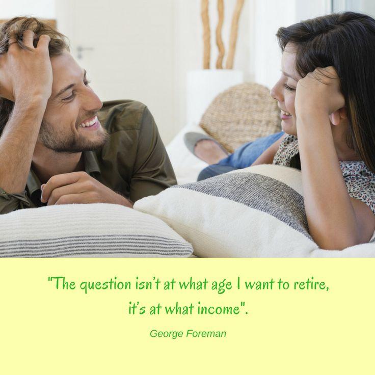 What is your retirement outlook?  #ttr #income #retirement #goals #avantefs #financialplanning #financialfreedom  www.avantefinancial.com.au