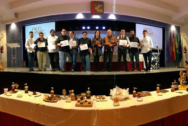 "Un Sueño Dulce: I menú ExpoMiel 2016 ""Mieles de Córdoba"""