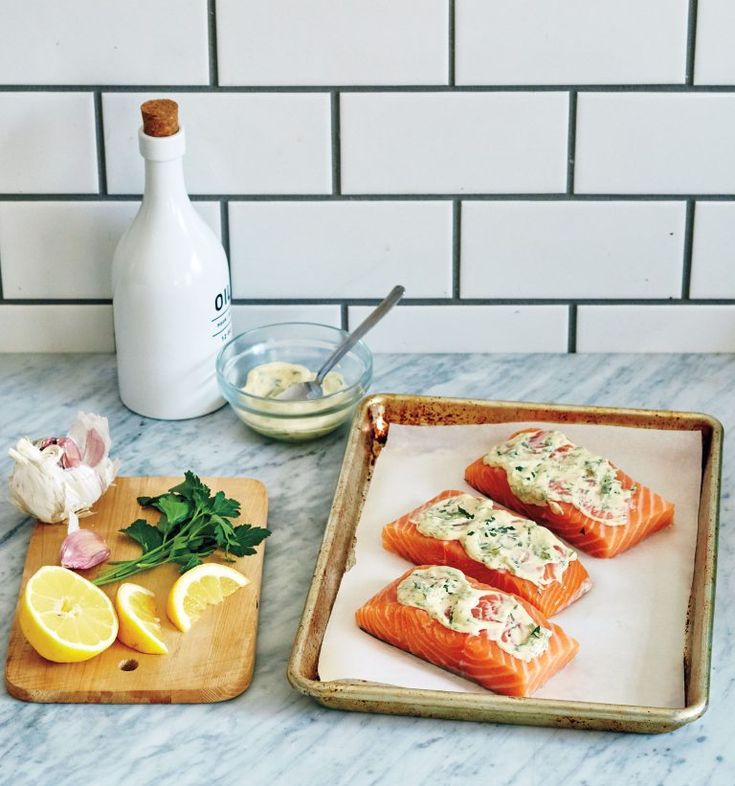 Dinner: A Love Story Salmon for Everyone, Even the Baby | Dinner: A Love StoryDinner: A Love Story