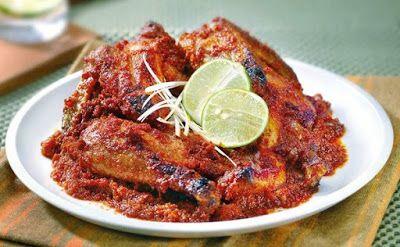Ayam Taliwang | Hidangan Nusantara | Hidangan Nusantara Favorit | Hidangan Nusantara Terpopuler