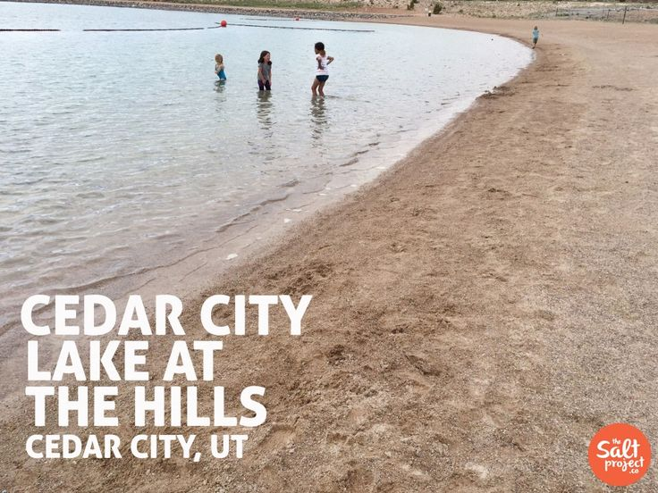 4 Places You Didn't Know Existed in Cedar City | The Salt Project | Things to do in Utah with kids