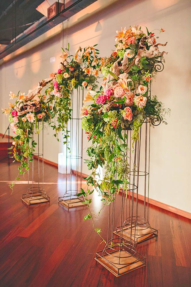 Top 3 Wedding Decor Trends for 2016 Brides ❤ See more: http://www.weddingforward.com/wedding-decor-trends/ #weddings #decorations
