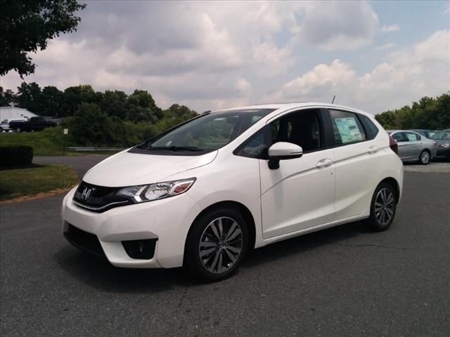 2015 Honda Fit EX-L w/Navigation in White