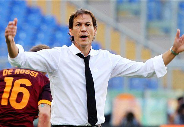 AS Roma dikabarkan memberikan satu peluang terakhir kepada Rudi Garcia buat mempertahankan jabatannya yang merupakan pelatih tim. Isu tersebut berkembang sesudah Garcia tidak berhasil menghindarkan timnya dari kekalahan diwaktu melawan Spezia dalam laga di Coppa Italia 2015. Dalam laga itu, Roma kalah 2-4 di adu penalti sesudah main 0-0 sewaktu 120 menit. Kekalahan ini praktis