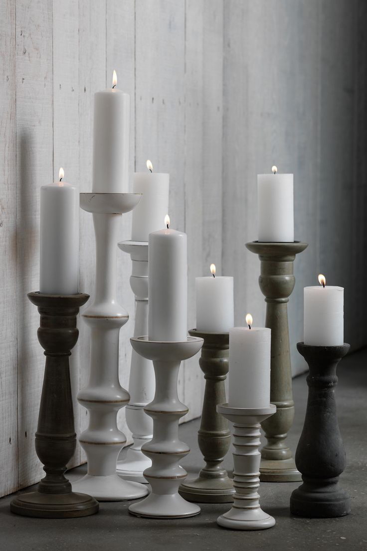 Candle Sticks to mix and match. #LGLimitlessDesign  #Contest