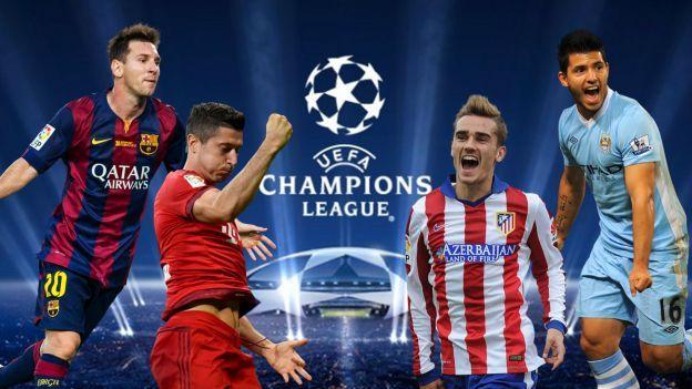 Champions League: así quedaron los partidos de octavos de final de esta semana. March 17, 2016.