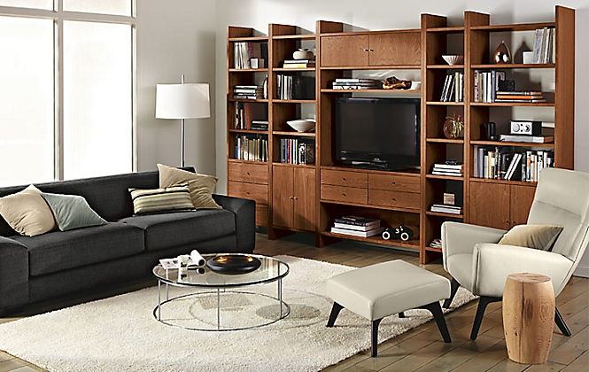 Addison Wall Units - Bookcases & Shelves - Office - Room & Board |  Furniture | Pinterest - Addison Wall Units - Bookcases & Shelves - Office - Room & Board