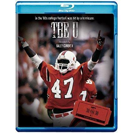 Robert Bailey & Randall Hill & Billy Corben-ESPN Films 30 for 30: The U