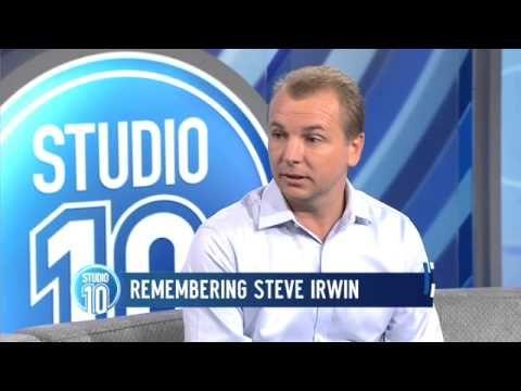 Steve Irwin's last words -- Interview with his underwater Cameraman | Part 1