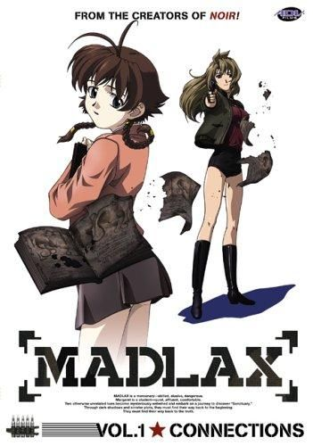 Madlax -to be watched