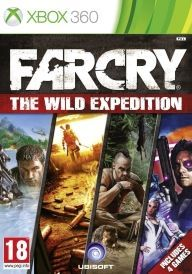 Far Cry Wild Expedition (All 3 Games Expansion Far Cry Wild Expedition for Xbox 360 will include a high definition remaster of the original game in the series titled Far Cry Classic along with Far Cry 2 Far Cry 3 and Far Cry 3 Blood Dragon Include http://www.comparestoreprices.co.uk/january-2017-6/far-cry-wild-expedition-all-3-games-expansion.asp
